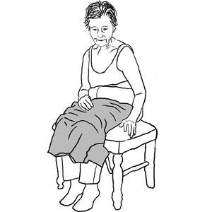 Sample treatment guides and handouts from the ot toolkit paso 1 posicione su camiseta boca abajo en su regazo con el cuello de la camisa en las rodillas fandeluxe Choice Image